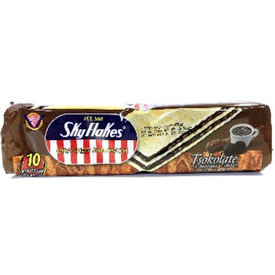 M.Y. San Skyflakes Chocolate flavor 10pcs