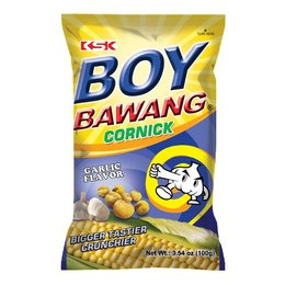 Boy Bawang cornick Garlic Flavor