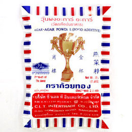 Agar-Agar Powder (Food additive) 25g