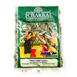 Chakra Dried Curry Leaves