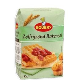 soubry Zelfrijzend bakmeel 1kg