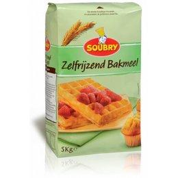 soubry Zelfrijzend bakmeel 5kg