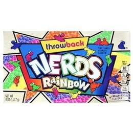 Nerds Rainbow Throwback 141,7g