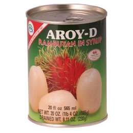 Aroy-d Rambutan in Syrup