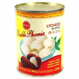 Double Phoenix - Lychees in Syrup 567g