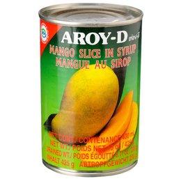 Aroy-D Mango Plakken in siroop