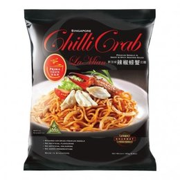 Singapore Chilli Crab La Mian