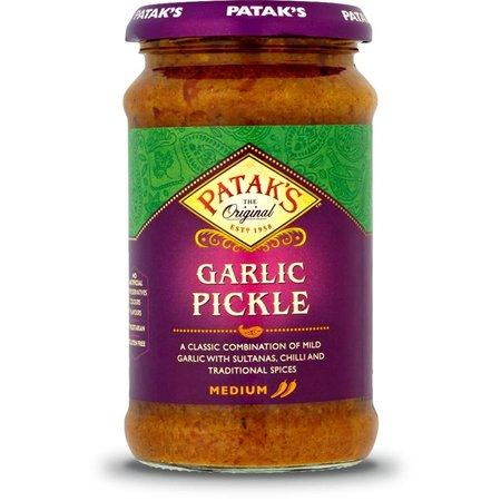 Patak's Original Garlic Pickle 300g