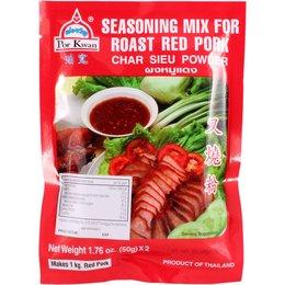Por Kwan Seasoning Mix Roast Red Pork