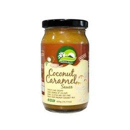 Nature's Charm Kokos Caramel Saus