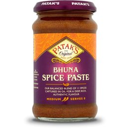 Patak's Original Bhuna paste 283G