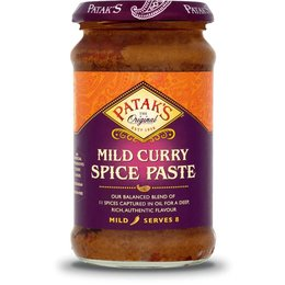 Patak's Original Mild Curry paste 283g
