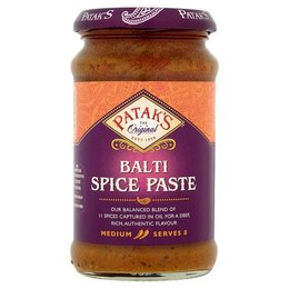 Patak's Original Balti Paste 283G