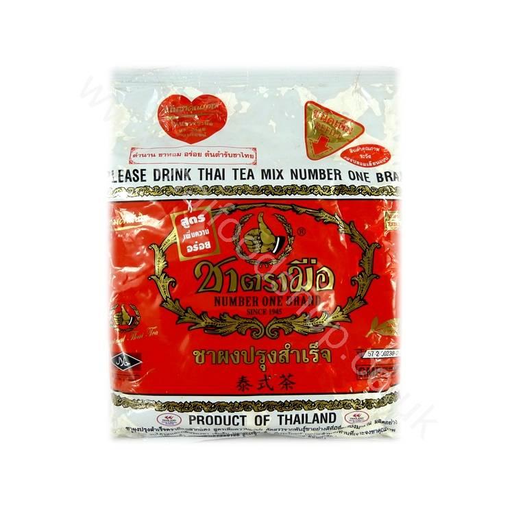 Tokogembira Thai Tea Mix Chatramue Brand 400gr