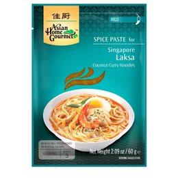 Spice Paste for Singapore Laksa 50g