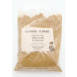 Gembira Almere Aniseed grinded 250g