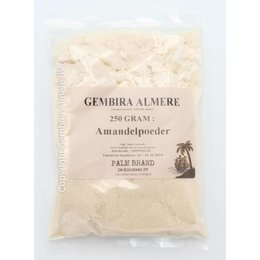 Gembira Almere Almond powder 250 grams