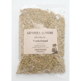 Gembira Almere Fennel seed 250 grams