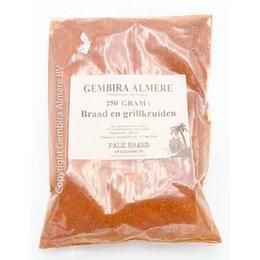 Gembira Almere Braad en grillkruiden 250 gram