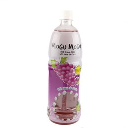 Mogu Mogu Grape Flavored 1 liter