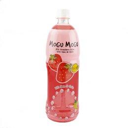 Mogu Mogu Stawberry Flavor 1 liter