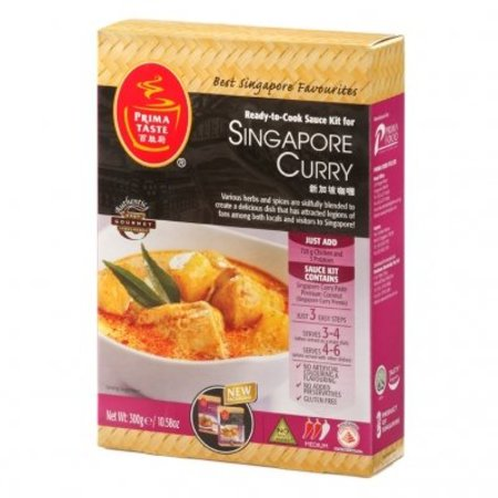 Singapore Curry Kit - Prima Taste 300gr