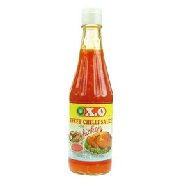 X.O Sweet chilli saus voor kip 300ml