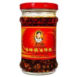 LaoGanma crispy chilli oil 210g