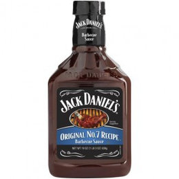 Jack Daniel's Barbecue sauce original no.7 - 539G