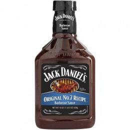 Jack Daniel's Barbecue sauce original no.7 - 539G