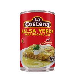 La Costena Salsa Verde para enchiladas 420 gram