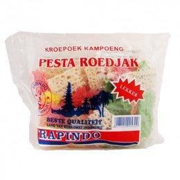 Kroepoek-Kampoeng Pesta Roedjak 250g
