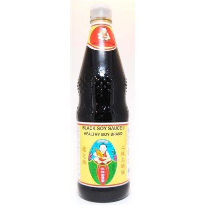 Healthy Boy Brand Black soy sauce 700ml