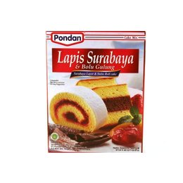 Surabaya Layer & Swiss roll cake 400 gram