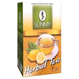Slinmy Herbal tea drink met citroen smaak