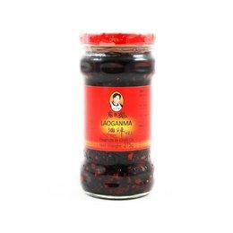 Laoganma  Pinda's in chilli olie 275g