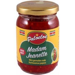 Madam Jeanette sambal red 200g Paloeloe