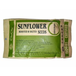 ChaCha Sunflower seeds roasted 228 gram