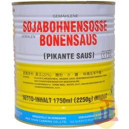 Mee Chun Sojabohnensosse Bean Sauce 1750ml