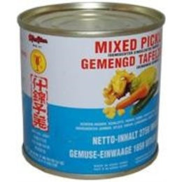Mixed Pickles gemengd tafelzuur 2250g