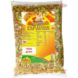 Paradise nasi seasoning 1000 grams.