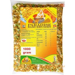 Paradise Bami seasoning 1000 grams