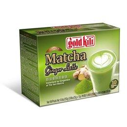 Gold Kili Matcha ginger latte 10 zakjes