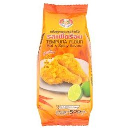 Tempura bloem Hot & Spicy 500 gram