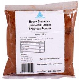 Spekkoek powder 100 gram