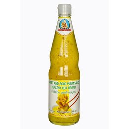 Sweet and Sour Plum sauce - Healthy Boy Brand 700 ml