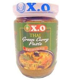 Thai Green Curry Paste 227 gram