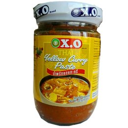 Thai Yellow Curry Paste - X.O