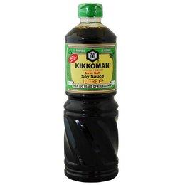 Kikkoman Soja Saus 1 liter less salt