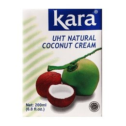 Kara Kara UHT Coconut Cream 200 ml